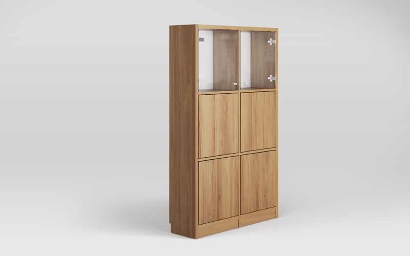 regale mit t ren schubladen und vielen weiteren optionen. Black Bedroom Furniture Sets. Home Design Ideas