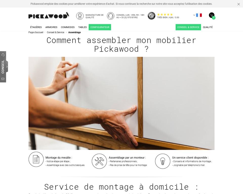 Comment Assembler Nos Meubles Sur Mesure Service De Montage