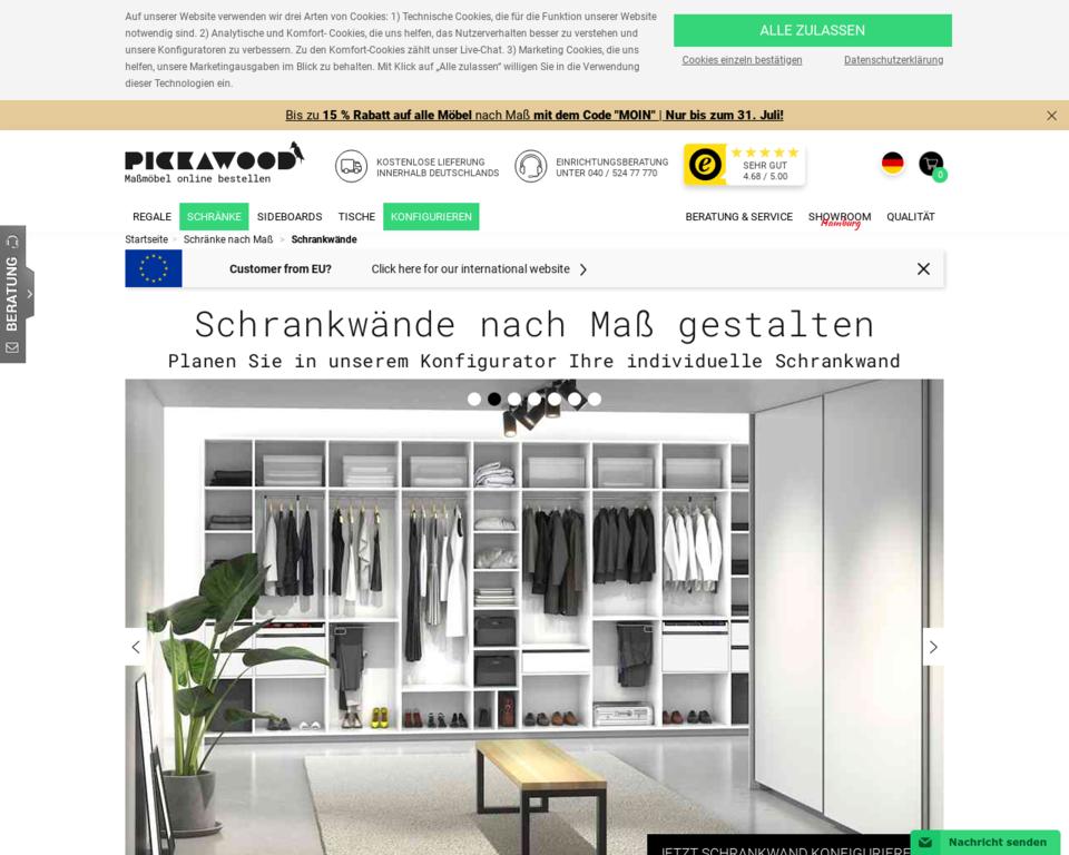 schrankwand nach ma selber konfigurieren und gestalten. Black Bedroom Furniture Sets. Home Design Ideas